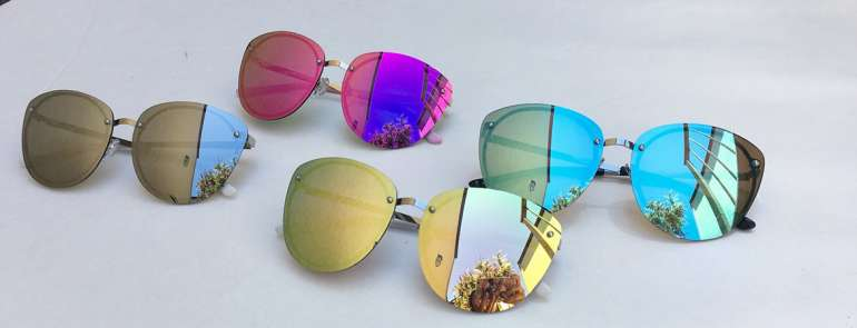 How and where to find sunglasses that'll suit your face shape in Singapore