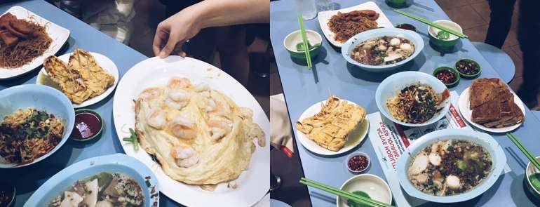 Charcoal toasted kaya toast, handmade fishball soup, and other exquisite hawker fares: We tell you where to find them!