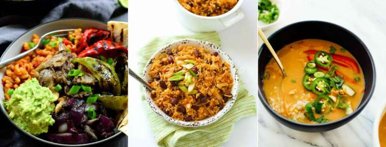 28 quick and easy vegetarian rice bowl recipes that everyone is going to love