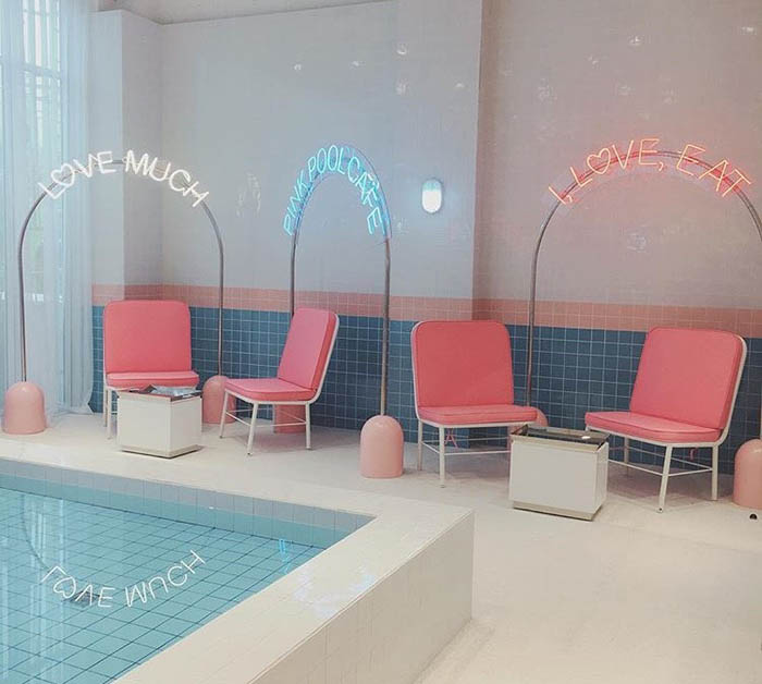 best-seoul-cafes-stylenanda-pink-pool-café-poolside