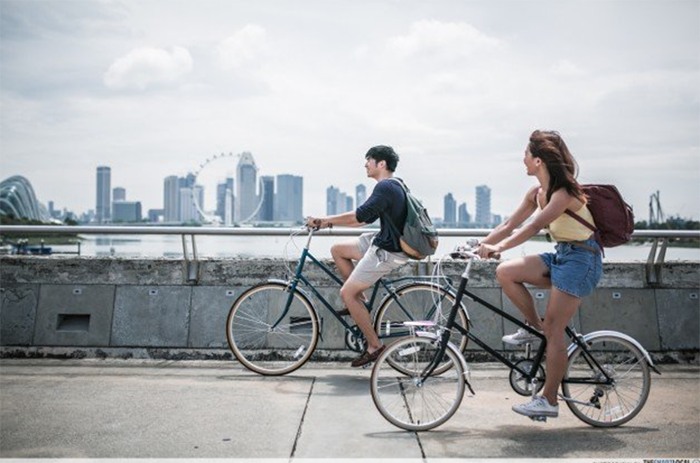 date-ideas-singapore-cycling