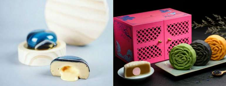 12 mooncake brands offering everything from safe to strange to get your cravings satisfied – there's even a molten lava salted egg one!