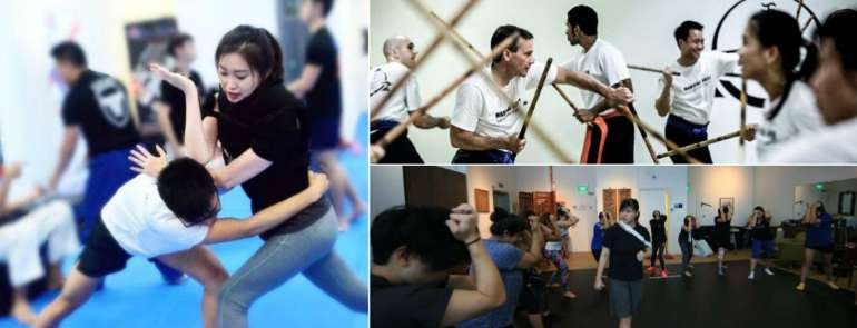 Where can you attend self-defense classes in Singapore? Here are 7 to consider