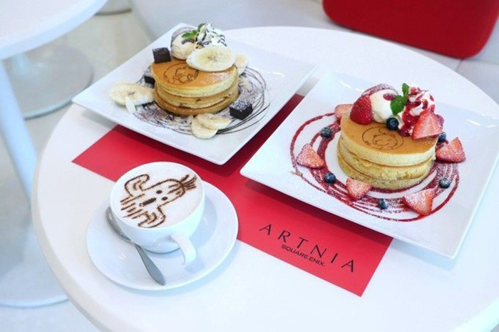 themed-cafes-tokyo-artnia-by-square-enix-food