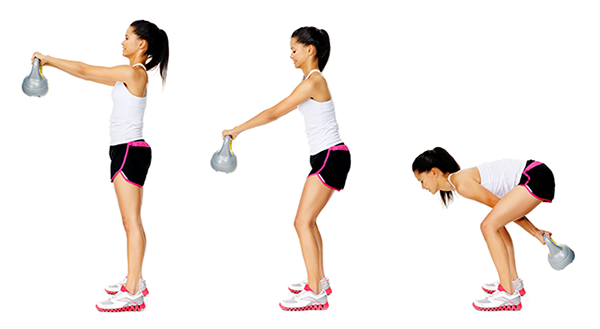 Building-a-mini-workout-corner-kettlebells