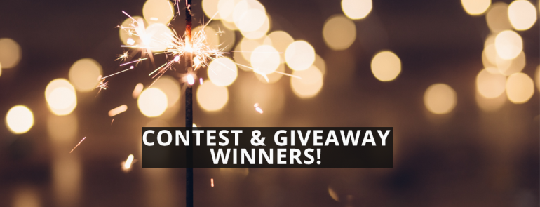 Avenue One's Contest & Giveaway Winners