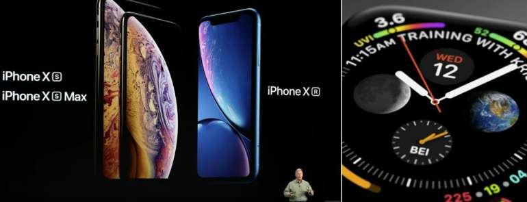 iPhone XS, XR and the Apple Watch Series 4: Singapore prices and launch dates