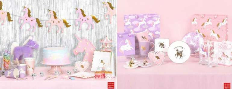 Less than S$2 unicorn stationery, cushions, and other trinkets are real! Find out where to get them
