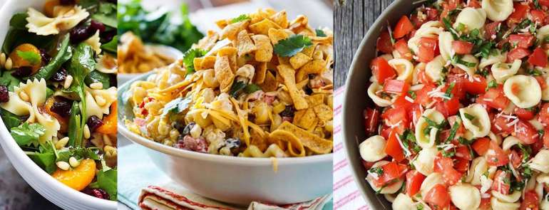 37 easy-peasy 10-minute pasta salad recipes that are sure to impress guests
