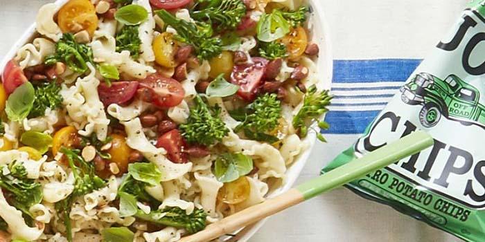 easy-pasta-salad-recipes-broccolini-pasta-salad