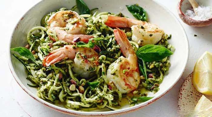 easy-pasta-salad-recipes-pasta-salad-with-prawns-pesto-and-pistachios