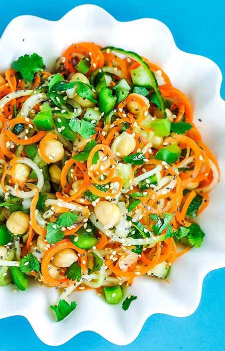 easy-pasta-salad-recipes-sweet-and-sour-thai-carrot-and-cucumber-noodle-salad