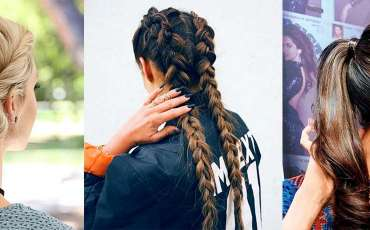 17 effortless hairstyles you can wear at the gym that are more interesting than just a simple ponytail