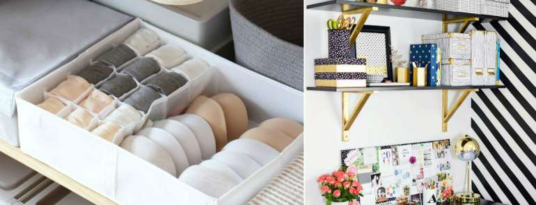 27 space-saving organisation hacks and ideas for your HDB flat