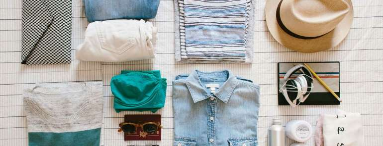 20 best packing hacks that will help you fit fewer luggage when you travel
