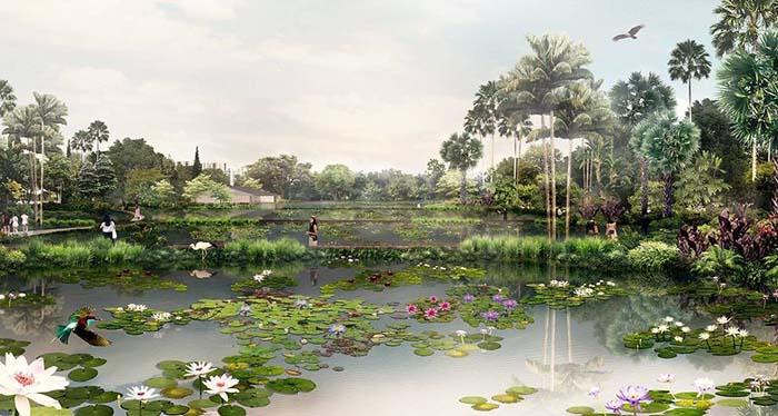 scenic-places-to-jog-jurong-lake-park