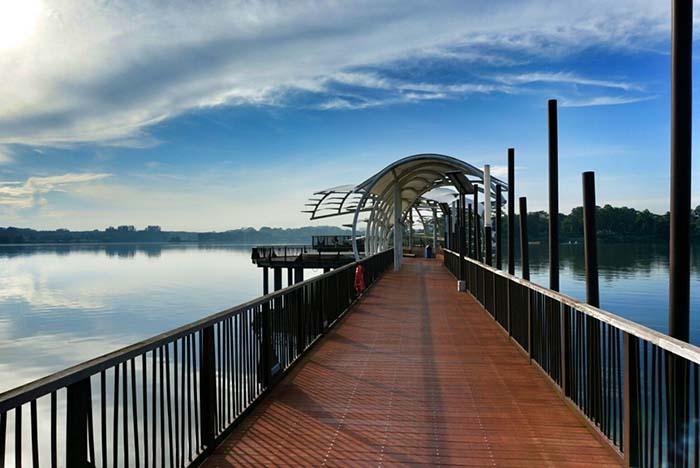 scenic-places-to-jog-lower-seletar-reservoir-park