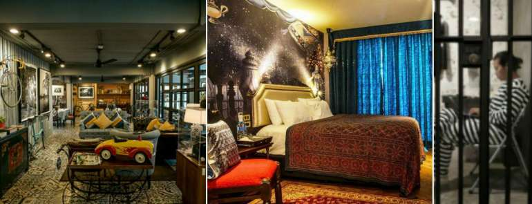 15 themed hotels in Bangkok you'll want to check in, simply to take photos for Instagram