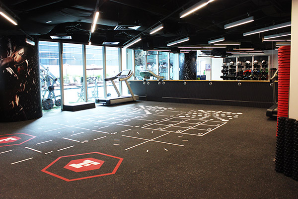 Best-offices-in-Singapore-with-workout-facilities-dbs-gym
