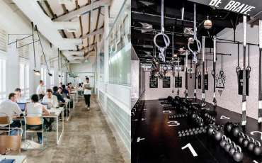9 best offices in Singapore with workout facilities so you can't have any excuse not to stay in shape