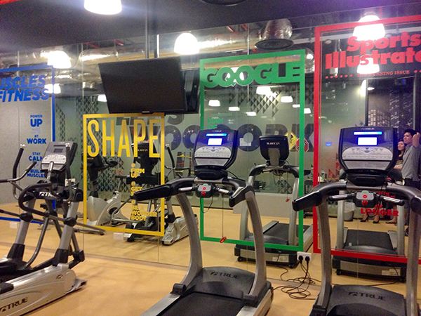 Best-offices-in-Singapore-with-workout-facilities-google