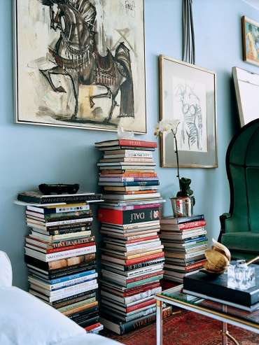 30 Creative Ways To Display Your Books At Home Avenue One