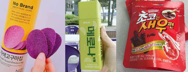 37 unique snacks you can only find in Korea that you have to bring home