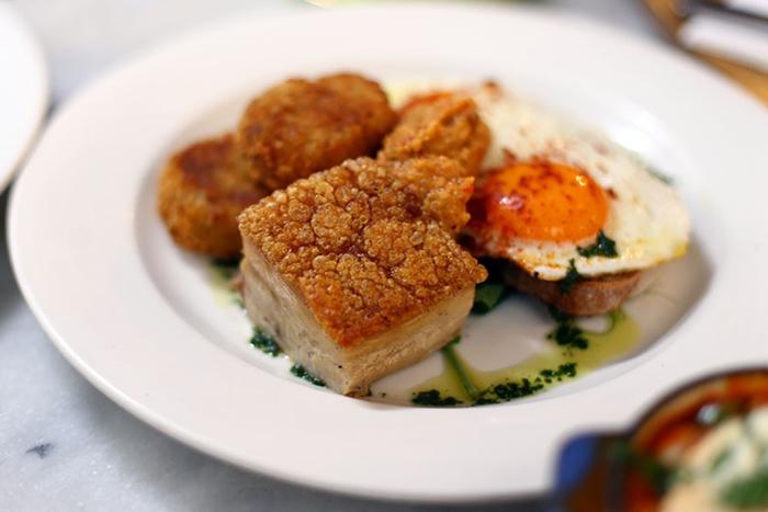 melboune-cafes-Hardware-Societe-pork-belly-and-eggs
