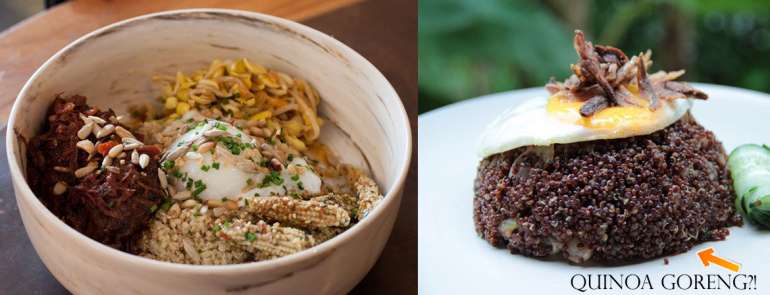 17 quinoa bowl places to visit if you want to start a healthy meal plan without boring your taste buds. Some are less than S$10!