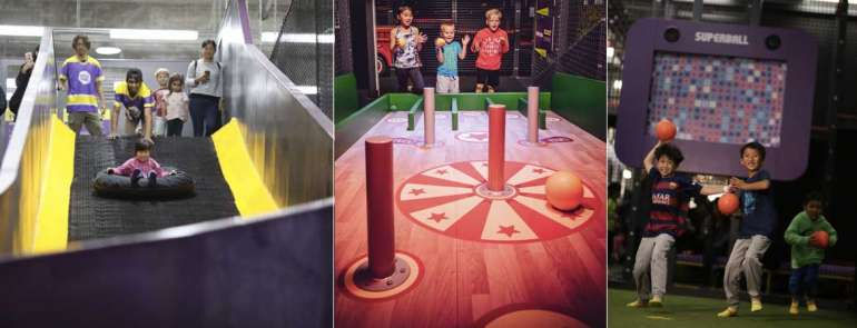This new activity park with 20 different activities including parkour and ninja course is opening in Singapore!