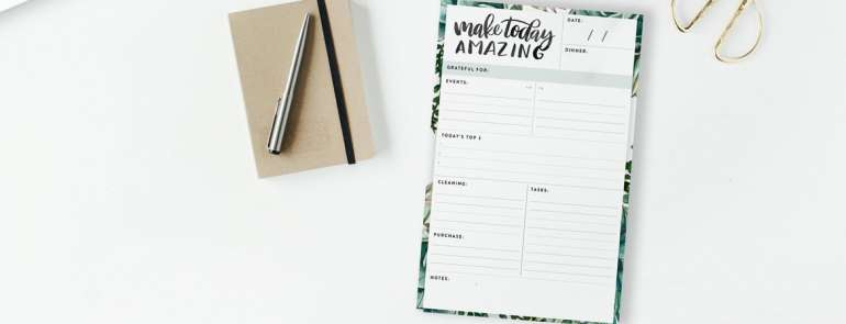 13 best organisational items you need to start your 2019 right
