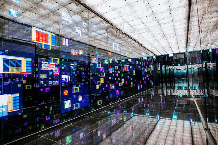King-Power-Mahanakhon-digital-corridor