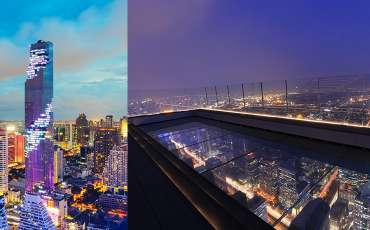 Thailand's highest 360-degree observation deck and rooftop bar is now open and here's why you should visit it