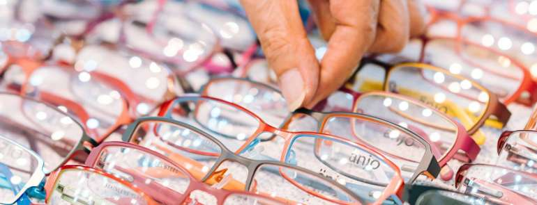Stylish Korean glasses at S$68 instead of S$248?!