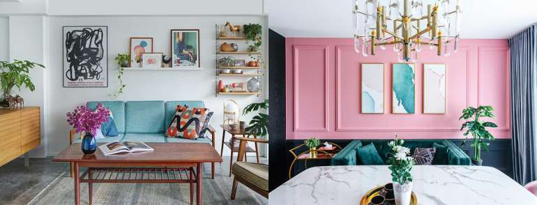 16 best interior designers for HDB flats in Singapore with gorgeous portfolios you can use as inspiration for your own home