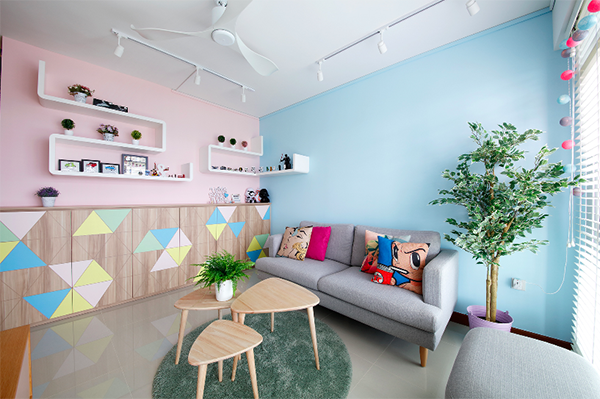 best-HDB-flats-in-singapore-with-gorgeous-interior-designs-free-space-intent