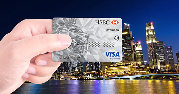 best-credit-cards-for-dining-HSBC-revolution-credit-card