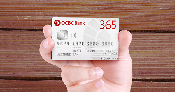 best-credit-cards-for-dining-OCBC-365-credit-card