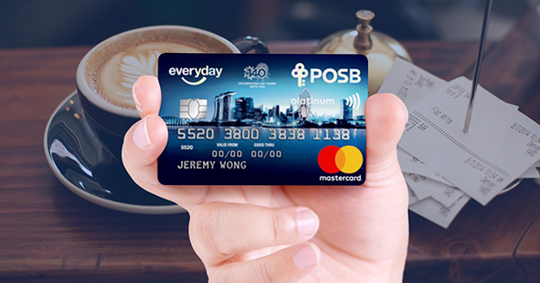 best-credit-cards-for-dining-POSB-everyday-card
