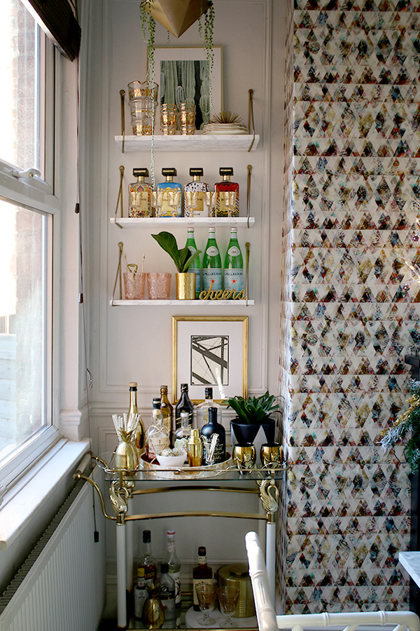 best-tips-to-decorate-your-HDB-decorate-your-bar-cart