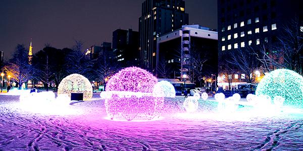 cities-to-go-to-during-christmas-Hokkaido-Japan