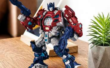 This special edition G-shock can transform into Optimus Prime and we can't get over it