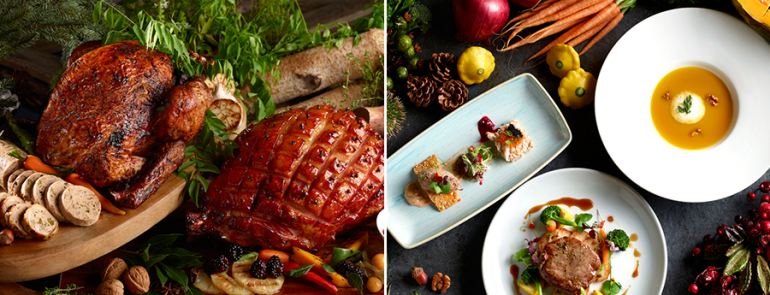 Ultimate X'mas Giveaway: Feast at Swissôtel Merchant Court