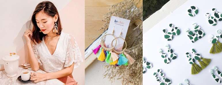 9 stores that sell gorgeous tassel earrings that you'd want to add to your collection