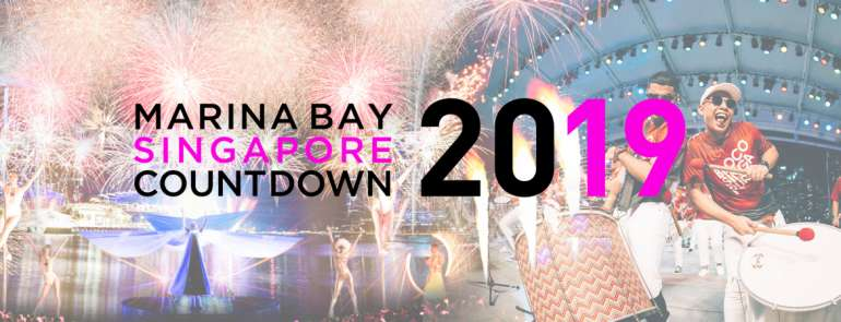 8 exciting activities at Marina Bay Singapore Countdown 2019 you definitely shouldn't miss