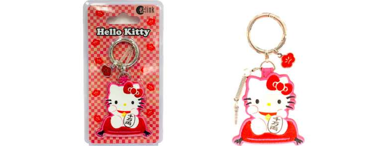 Hello Kitty EZ-Charms are here and we're quite sure they'd be snapped up fast