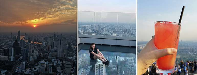 We visited the highest observation deck in Thailand and here's why you should add it to your next Bangkok itinerary