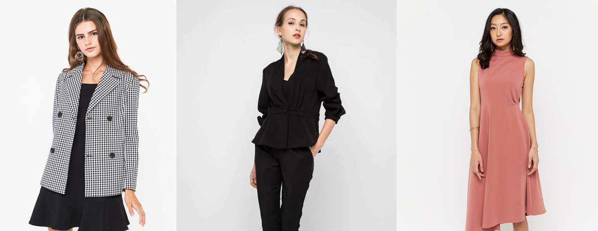 35 online shops to buy affordable & stylish work clothes in