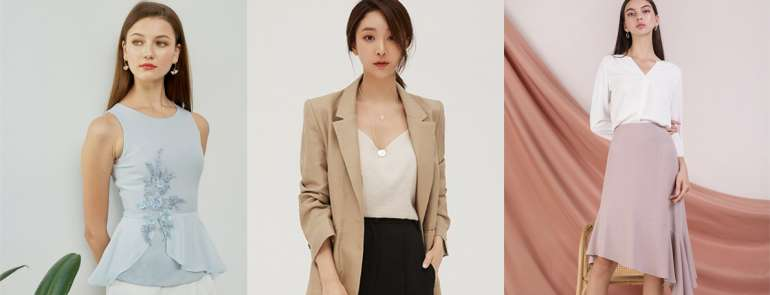 35 online shops to buy affordable & stylish work clothes in Singapore
