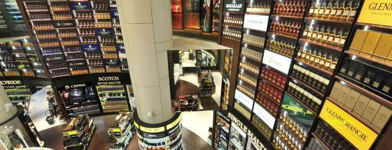 You can no longer purchase 3-litres of duty-free alcohol when you travel back to Singapore